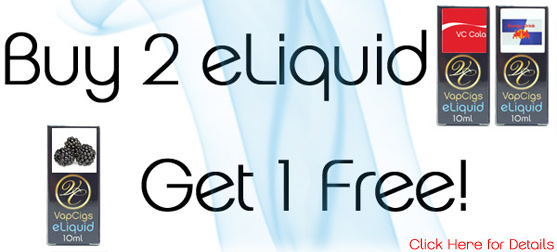 VapCigs eLiquid Sale